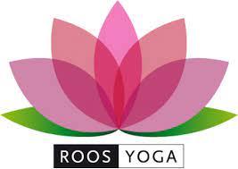 Yoga met Roos logo