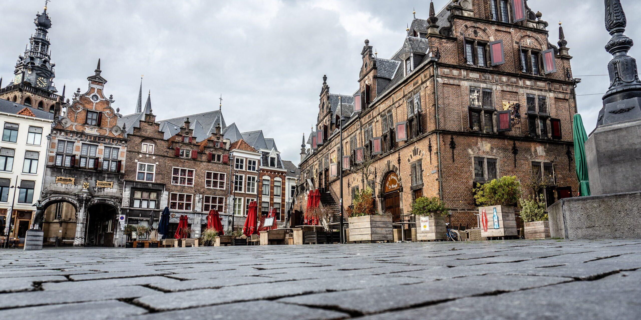 Nijmegen wakeupstudent